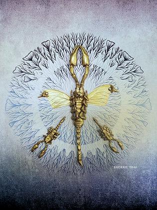 Scorpion Mandala