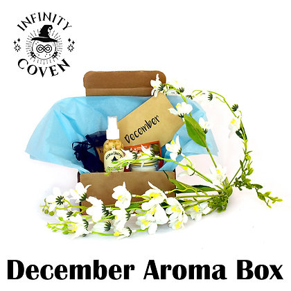 December Aroma Box