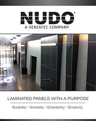 Catálogo paneles laminados NUDO - RCE LATAM