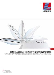 LAMILUX Smoke Lift Glass Skylight F100 - RCE LATAM