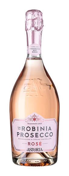La Robínía Prosecco Rosé Extra Dry 2020