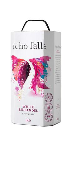 Echo Falls White Zinfandel Rosé, 2019