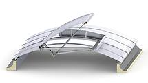 LAMILUX Continuous Rooflight SHEV - RCE LATAM