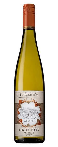 Turckheim Pinot Gris Réserve, 2019