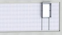LAMILUX Continuous Rooflight W | R SHEVS - RCE LATAM