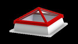 Lucarna de vidrio Lamilux - RCE LATAM