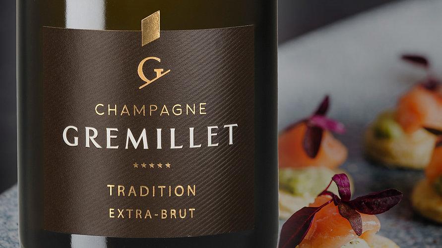 Gremillet Tradition Extra Brut