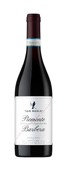 San Merlo Barbera Organic, 2019