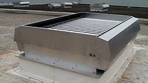 LAMILUX Louvered Ventilator SHEV - RCE LATAM