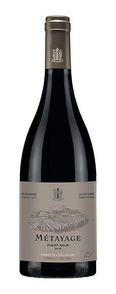 Abbotts & Delaunay Métayage, Pinot Noir 2019