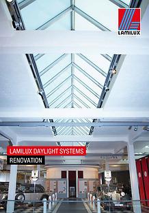 Lamilux Renovation Daylight Systems Brochure