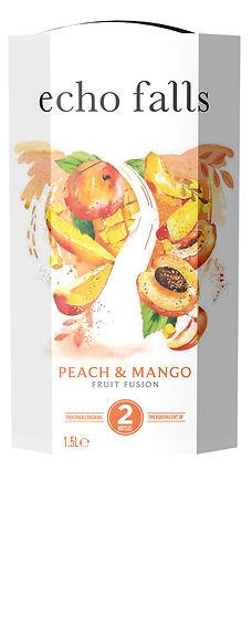 Echo Falls White, Peach & Mango