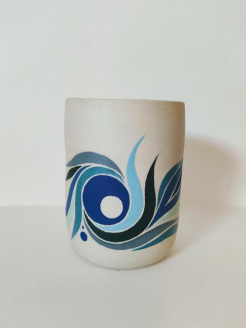 Swirl vessel