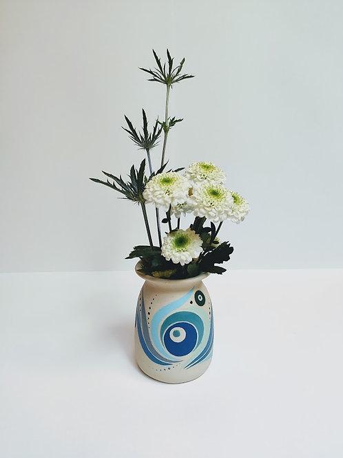 Swirl vase (11.5cm)