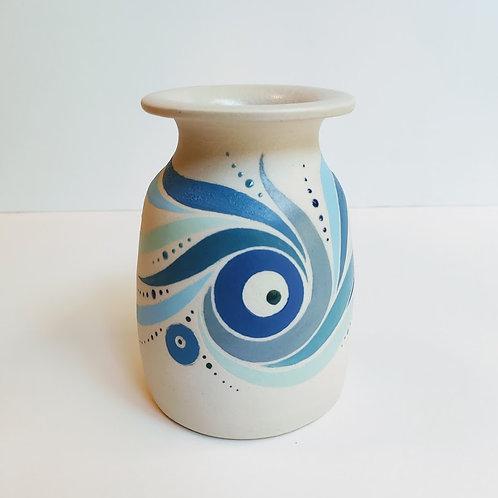 Swirl vase (13cm)