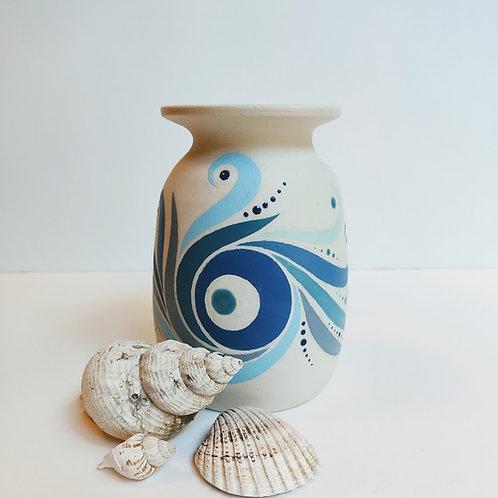 Swirl vase (14cm)