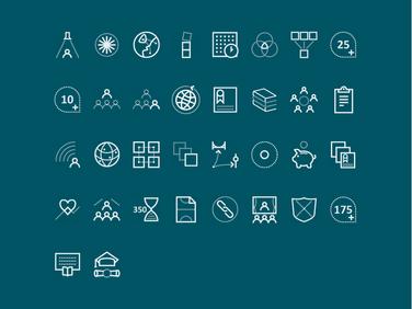 University of St Mark & St John - Website Icons