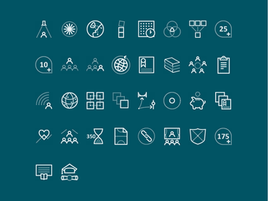 University of St Mark & St John - Website Icons