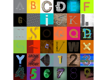 36 Days of Type - Typography