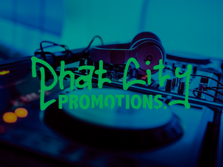 Phat City Promotions - Logo