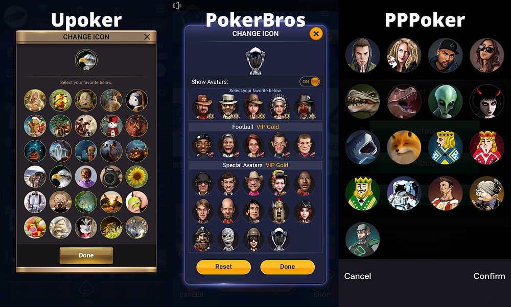 PPPoker Pokerbros Upoker avatar