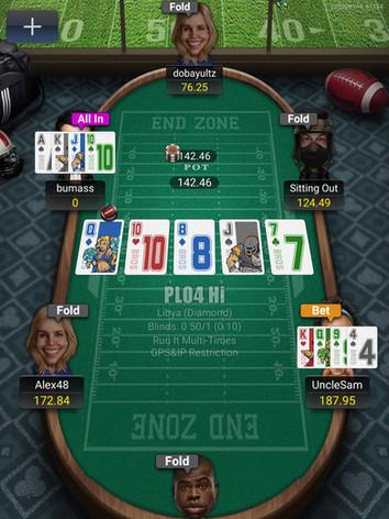 Pokerbros table football