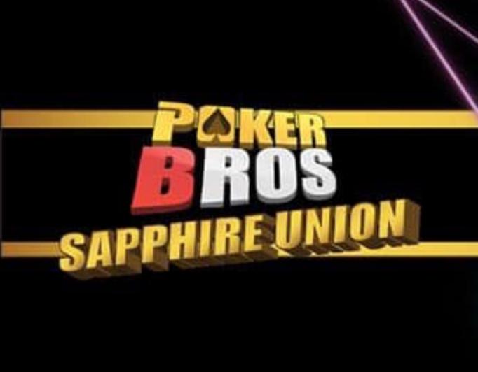 sapphire union pokerbros