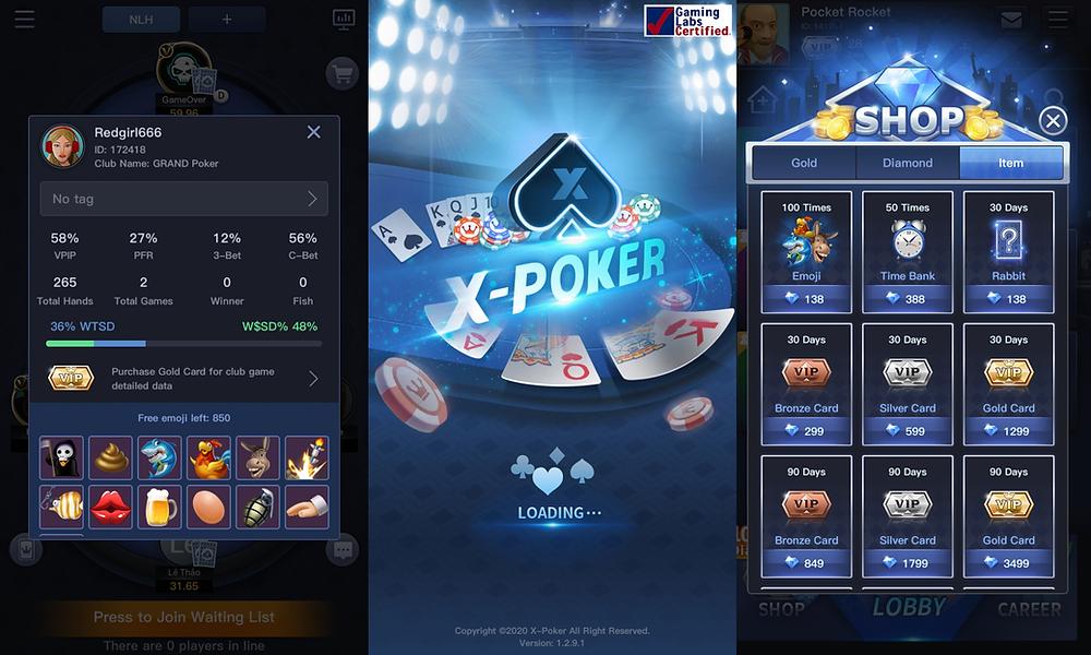 X-Poker Hud