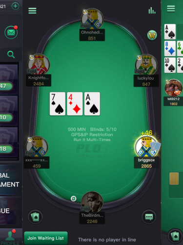 PPPoker OFC
