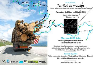 Exposition Territoires mobiles