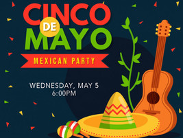 HOW TO GET THAT CINCO DE MAYO VIBE GOING