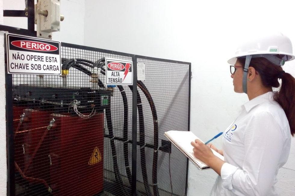 PIE- Prontuário das Instalações Elétricas