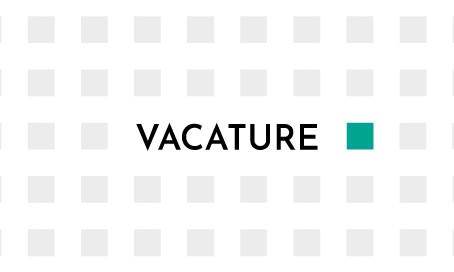 VACATURE: ALLROUND METAALBEWERKER