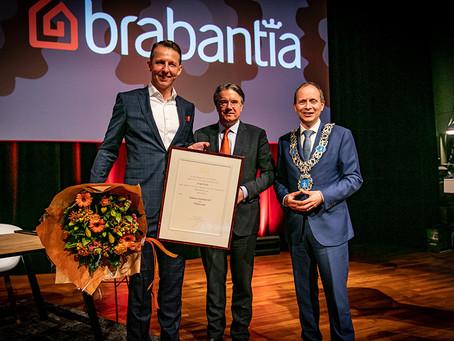 Predicaat Koninklijk voor Brabantia