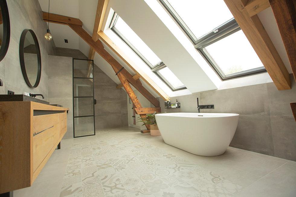 Renovatie badkamer Valkenswaard