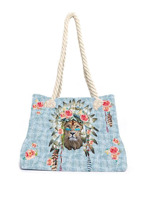 Beachbag Lion