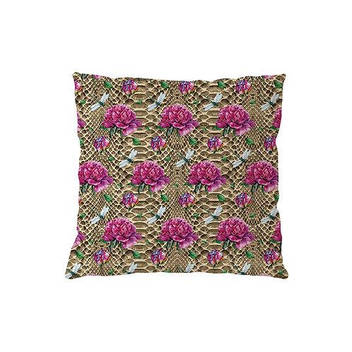 Cushion cover Python Rose