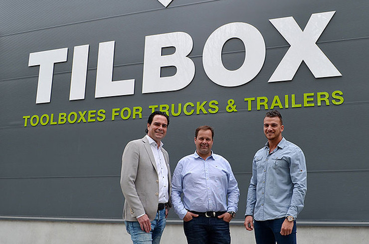 Reclamebureau Explose stelt voor: Frank Tilburgs van Tilbox