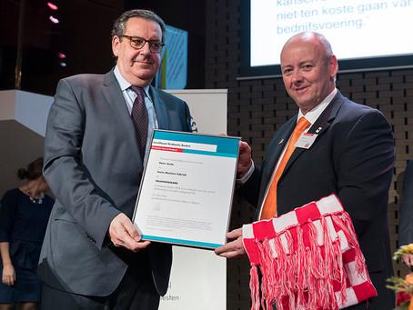 Peter Smits benoemd tot Brabants Besten