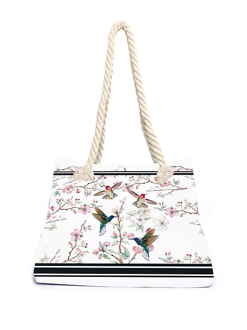 Beachbag Appleblossom