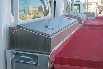 Tilbox toolboxes for trucks & trailers