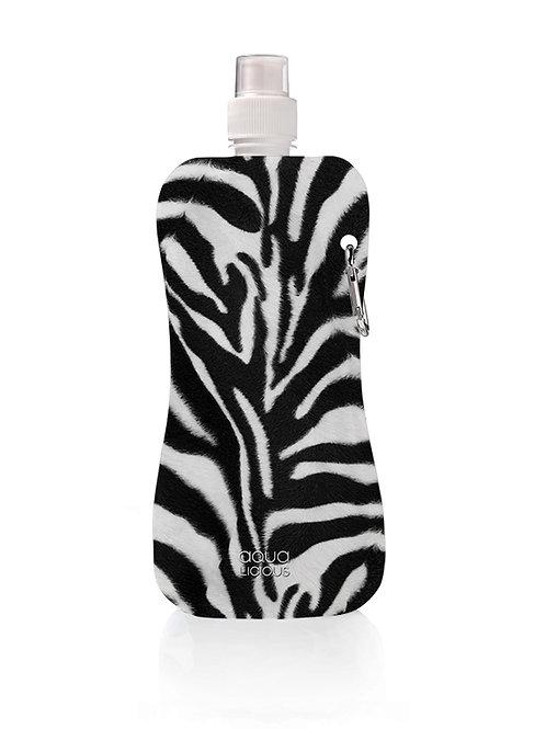 Waterflesje Zebra