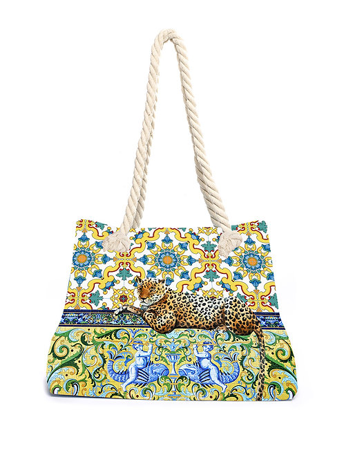 Beachbag Maiolica