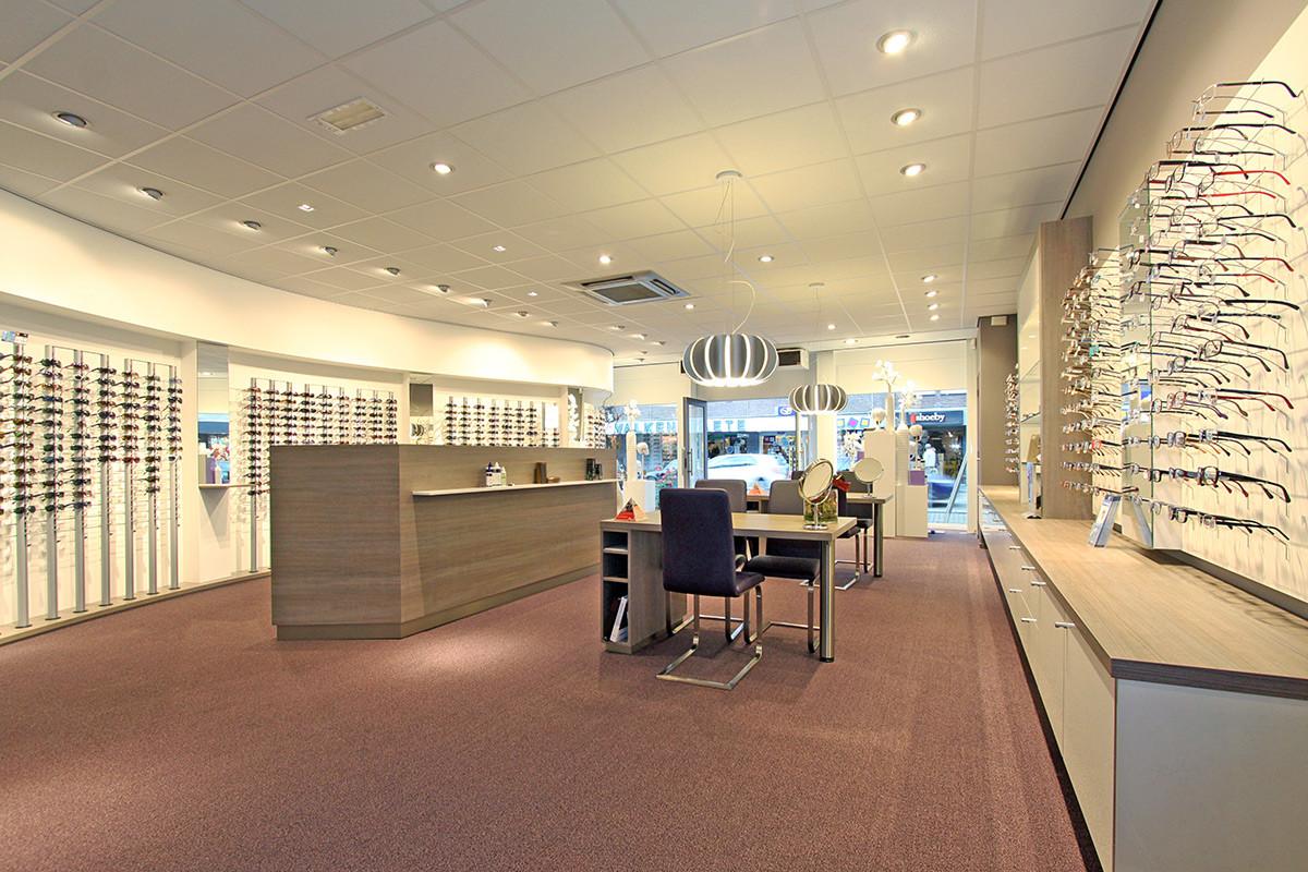 Interieur inrichting Eindhoven