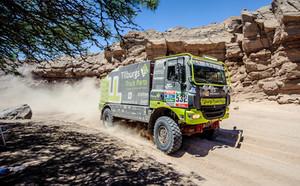 Team Tilbox Dakar 2016