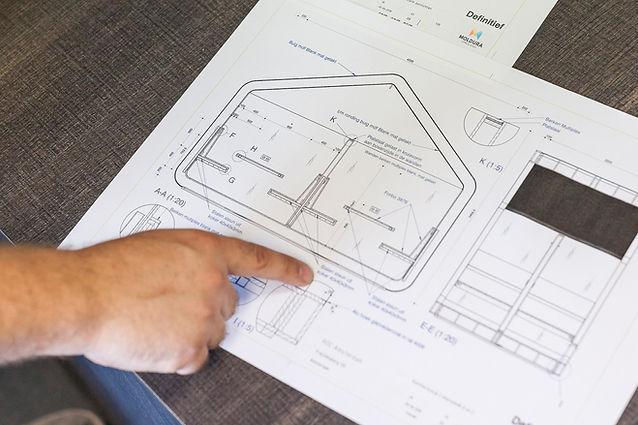 Interieurbouw architecten