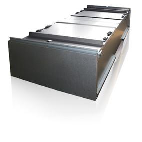 Palletkist  Gereedschapskist Vrachtwagen Toolbox Tilbox Onderbouwkist Gegalvaniseerd Bouwpakket Opbergruimte Kast Trailer Koffer Pallets Ruimte Palletplaatsen Laadruimte