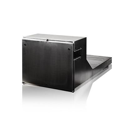 Pallet truck box