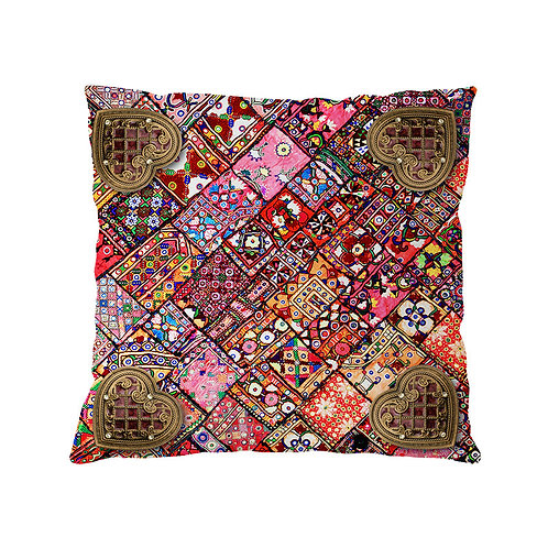 Cushion Indian Patchwork