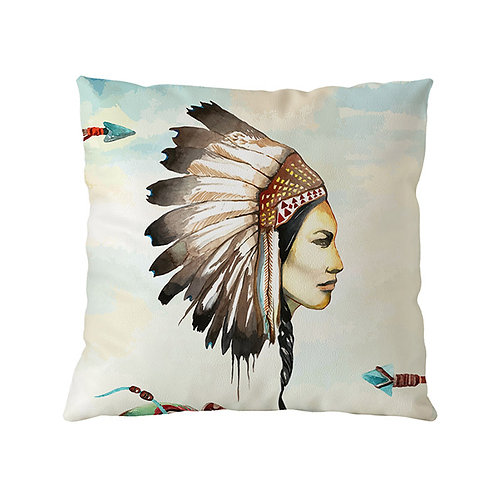 Cushion Indian Prophecy